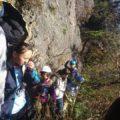 土曜日の雨の後が心配でしたが、日曜日はとても良いお天気でよかった!前から楽しみにしていたキッズと登りに行ってきました。…