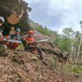 フリークライミングの環境を守りたい!小川山ガマスラブ復活プロジェクト – 大学クラウドファンディングサイト Otsucle[おつくる]