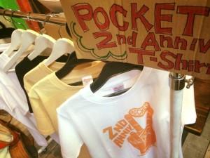 2周年Tシャツよろしくです!