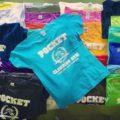 Pocket支援Tシャツ追加販売のお知らせです。